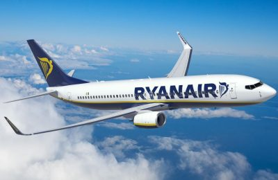 Ryanair Gives Privileged Airline Ticket Price for  Santorini Experience   Sports Tourism Event 22e24296b63