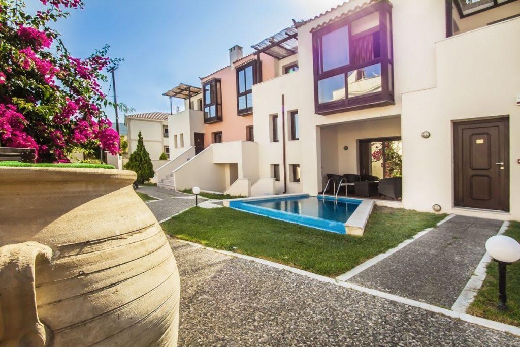 Rigas Hotel in Skopelos island-Accommodation in Skopelos.
