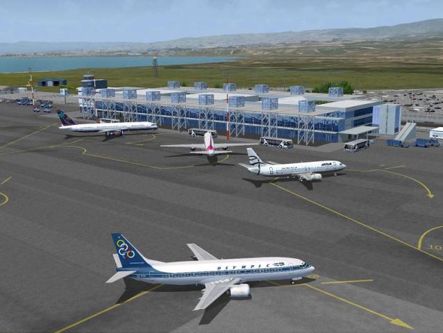 parosAirport