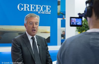 SETE President Andreas Andreadis.