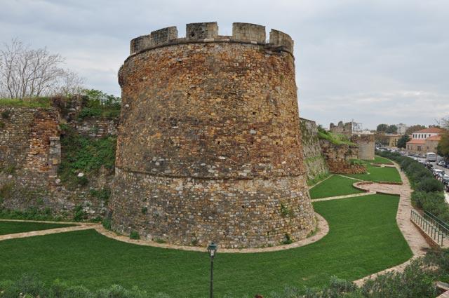Castle of Chios.