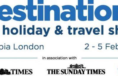 Destinations 2017 London