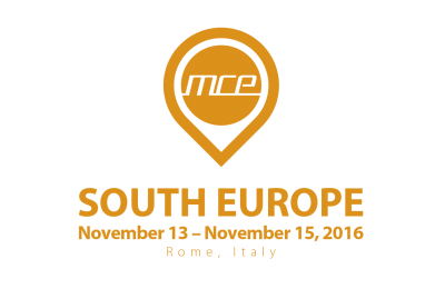 MCE South Europe Rome 2016 logo