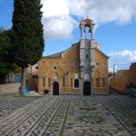 St George Sykousis church, Chios.