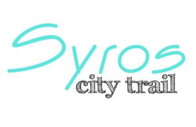 Syros City Trail logo