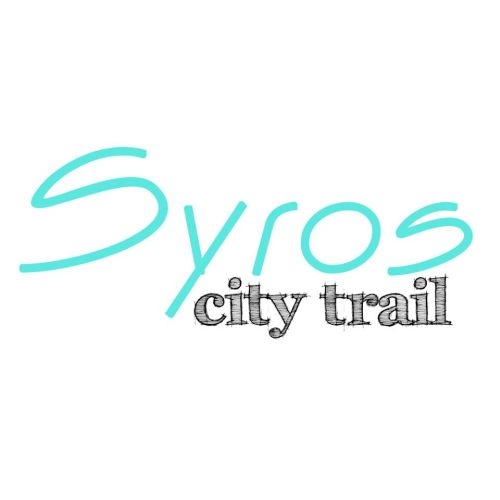 Syros City Trail logo