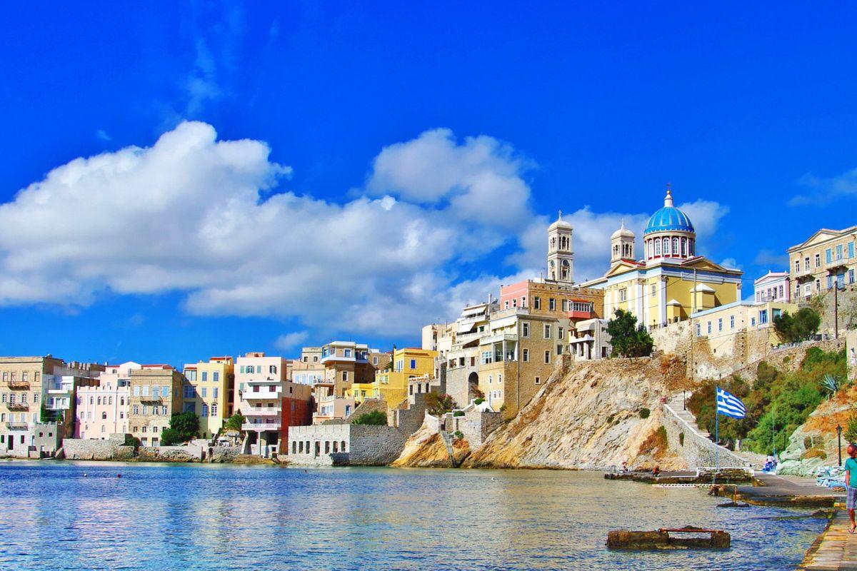 Syros Island News