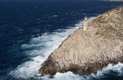 Tainaron Lighthouse, Laconia.