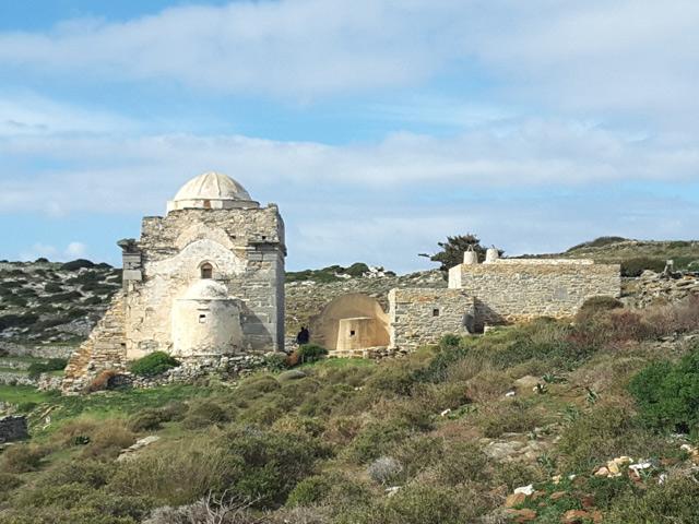 Temple of Episkopi, Sikinos.