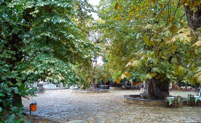 Zagora, Pelion. Photo © Konstantinos Ntougkas