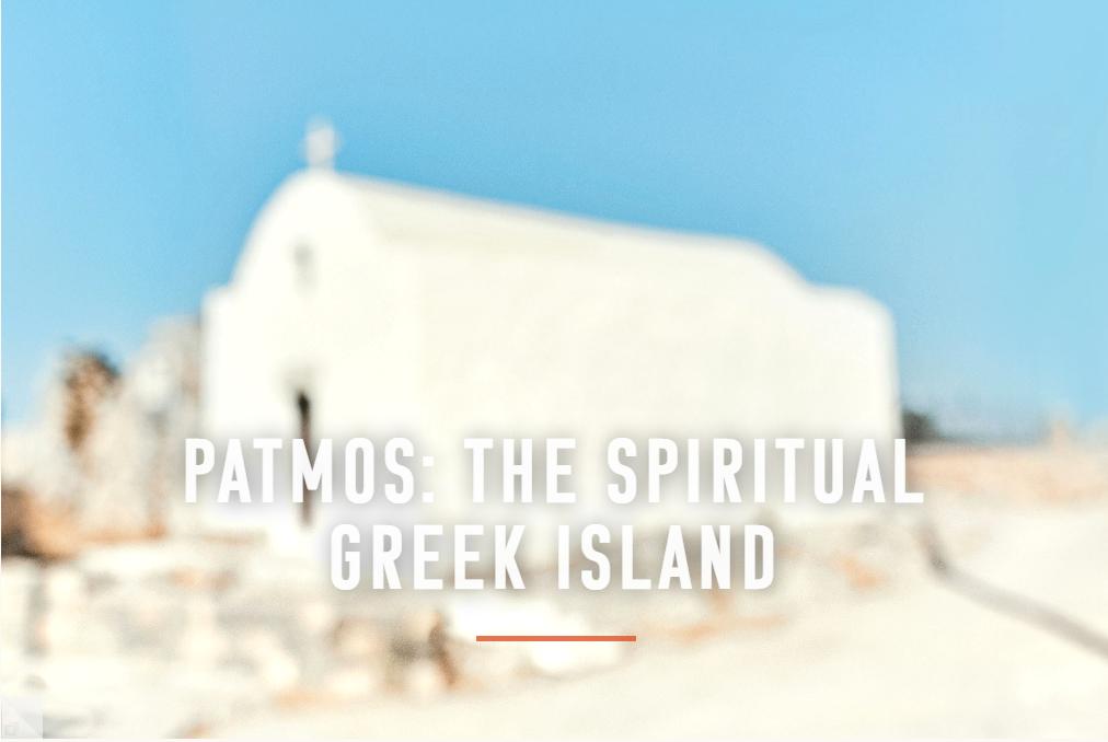 Conde Nast Traveller_Patmos