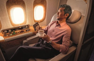 Emirates business rewards