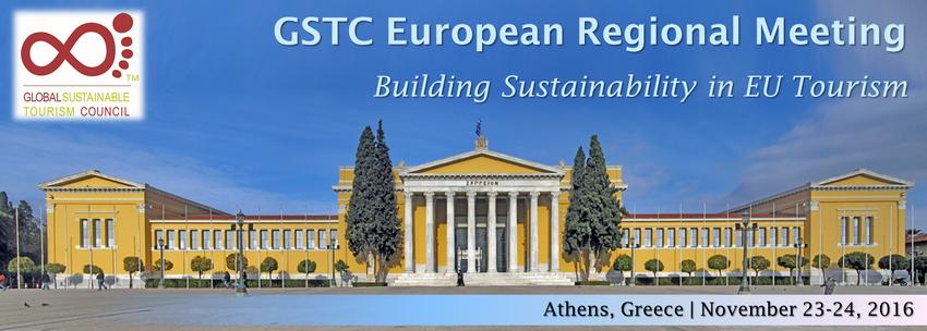 GSTC europe regional meeting 2016