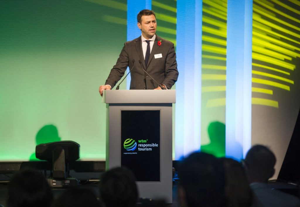 """""""World Responsible Tourism Day 2016 will celebrate both its 10th anniversary and two decades since the birth of responsible tourism. Furthermore, the day will explore in depth how much has been achieved in the past 20 years and what we should be aiming to be in two decades time"""", World Travel Market, Senior Director, Simon Press, said."""