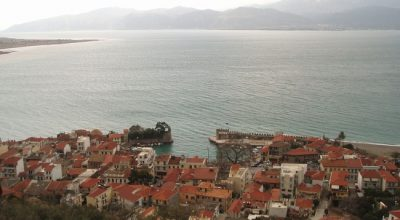 Nafpaktos. Photo © Conudrum / Wikimedia Commons