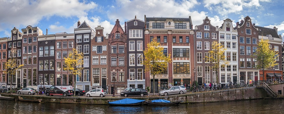 Enroute Amsterdam