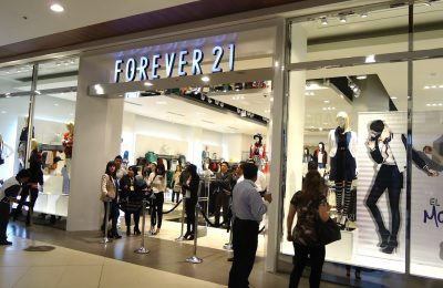 Forever 21 Retail Shop