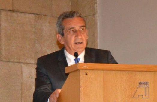 George Hatzimarkos South Aegean Region Governor