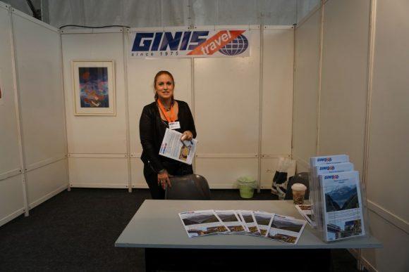 Ginis Vacances travel organization.