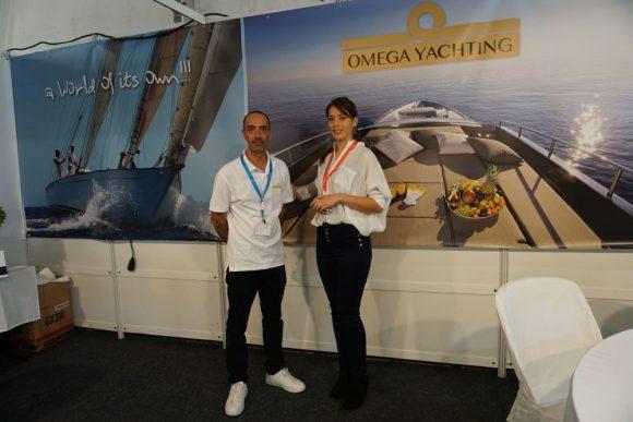 Omega Yachting.