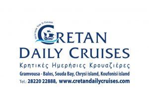 Cretan DAILY CRUISES LOGOTYPO XORHGIES EN