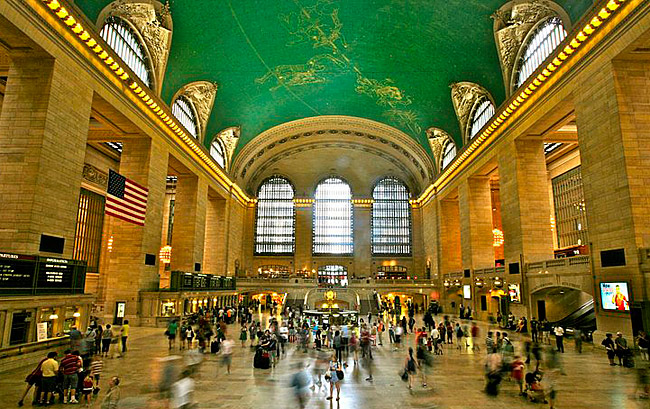 Grand Central Terminal Station, Manhattan.