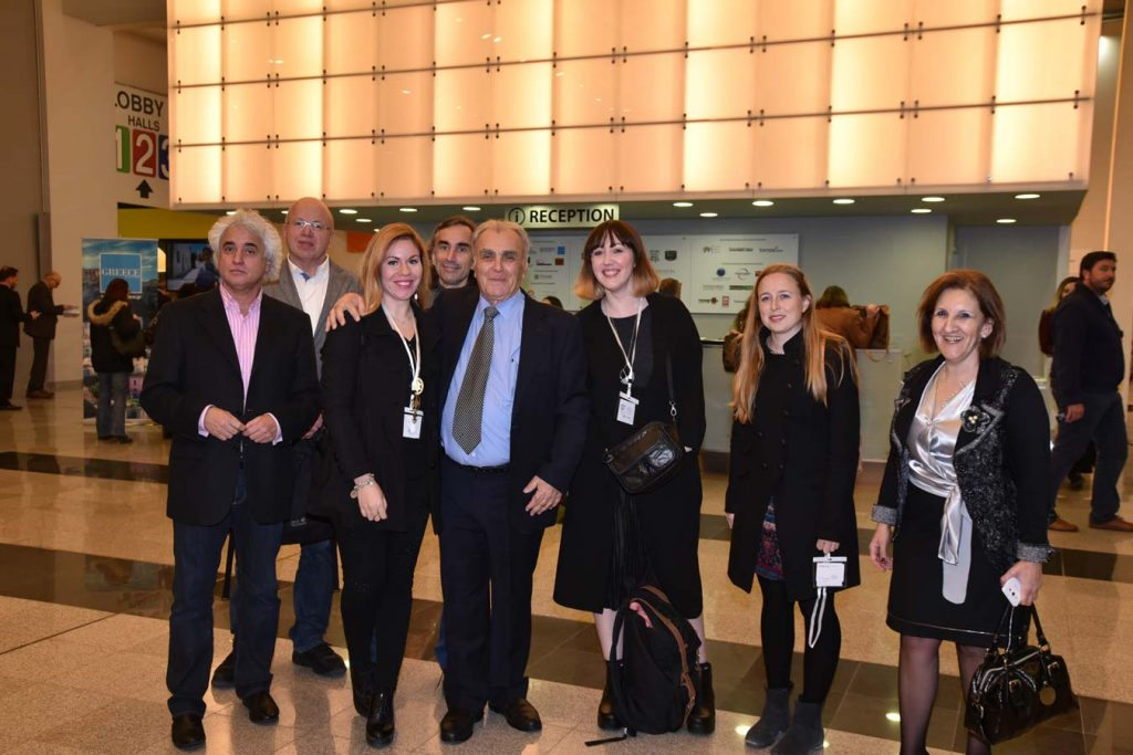 Greek Tourism Expo 2016 - Fam Trip Foreign Journalists