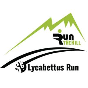 Lycabettus Run logo