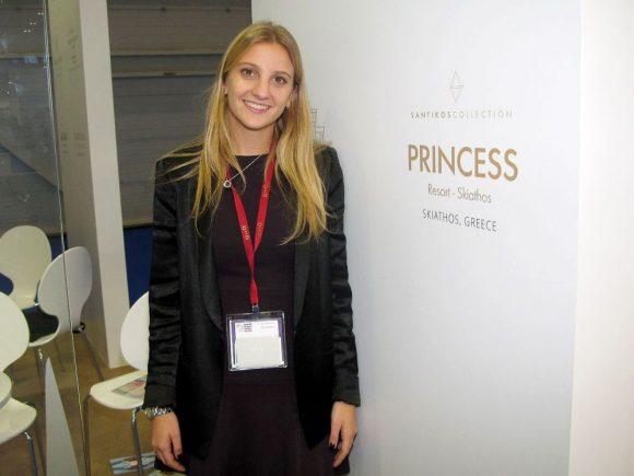 Katerina Santikou, Business Development Director, Santikos Collection.