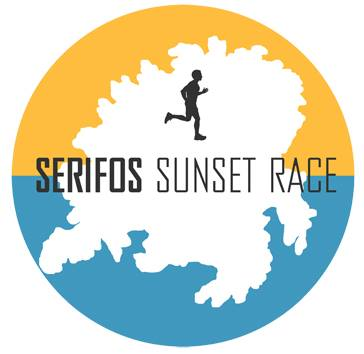 Serifos Sunset Race Logo