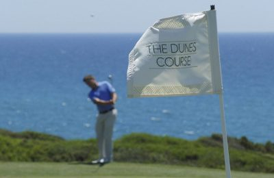 The Dunes Course. Photo credit: Costa Navarino