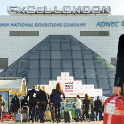 World Travel Market 2016, ExCeL, London – Arrivals