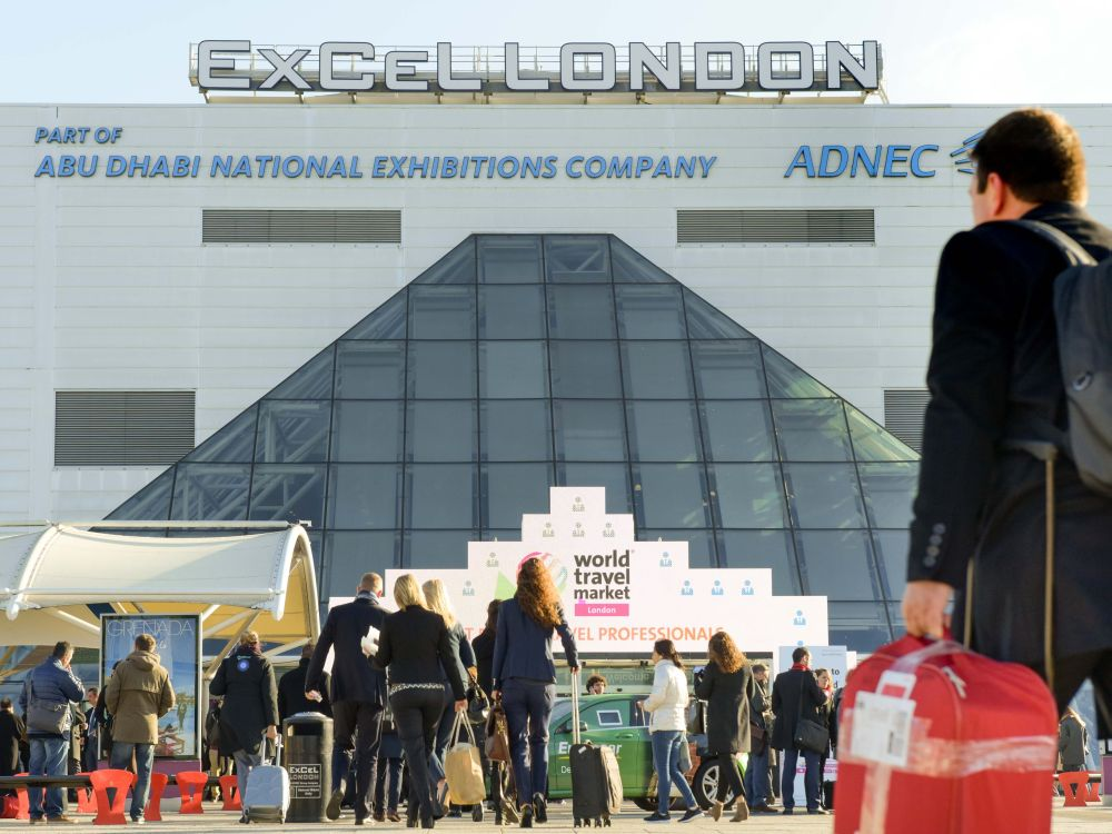 World Travel Market 2016, ExCeL, London – Arrivals