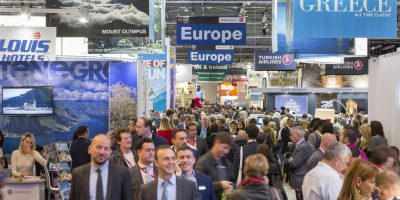 World Travel Market 2016, ExCeL London - Busy first day!
