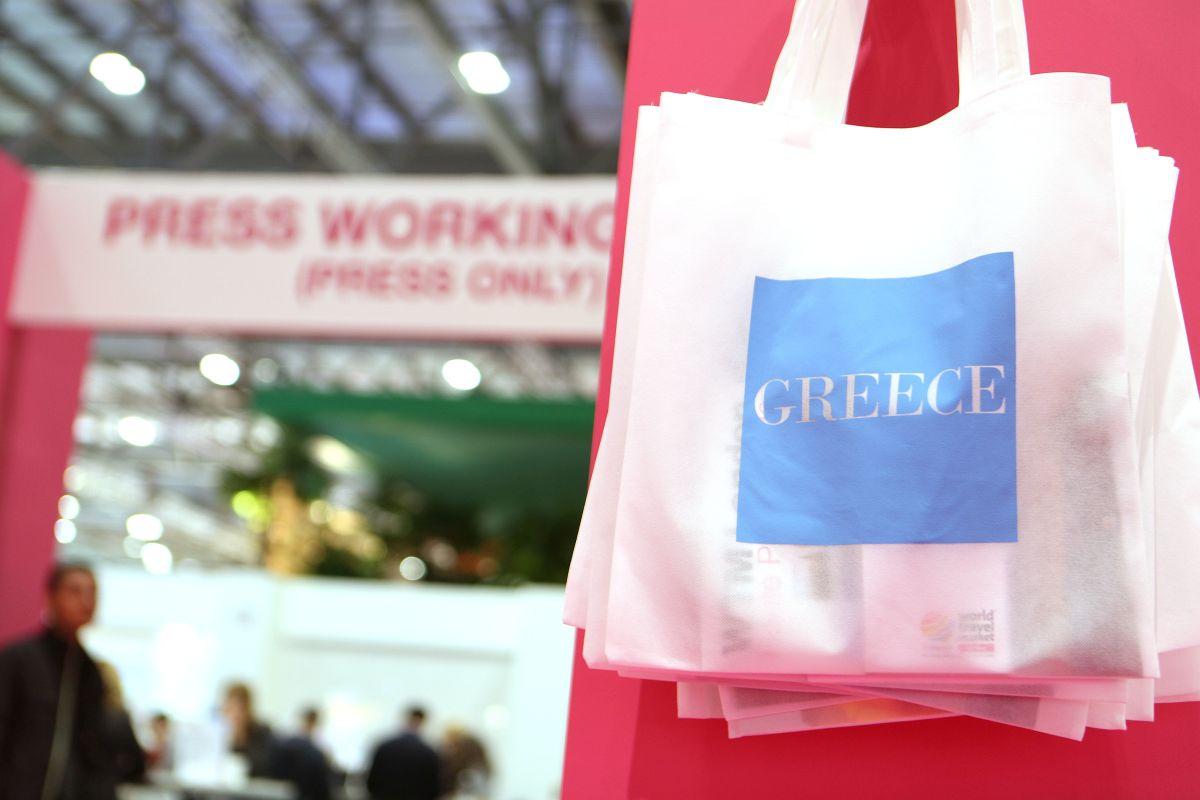 Greece is the sponsor of WTM London's press centre. Press centre