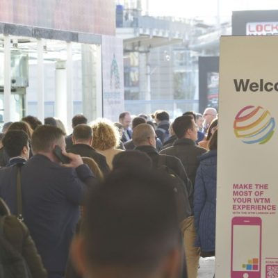 World Travel Market 2016, ExCeL London - General views of WTM at ExCeL
