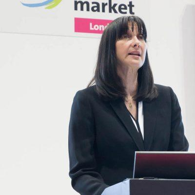 WTM London Elena Kountoura Minister of Tourism