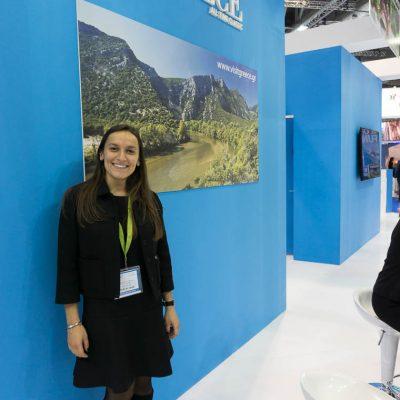 GTA's Market Manager Greece Samantha Mardkhah