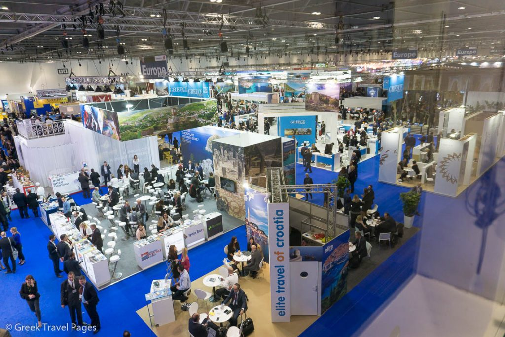 WTM london 2016 GReece