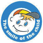 The smile of the child