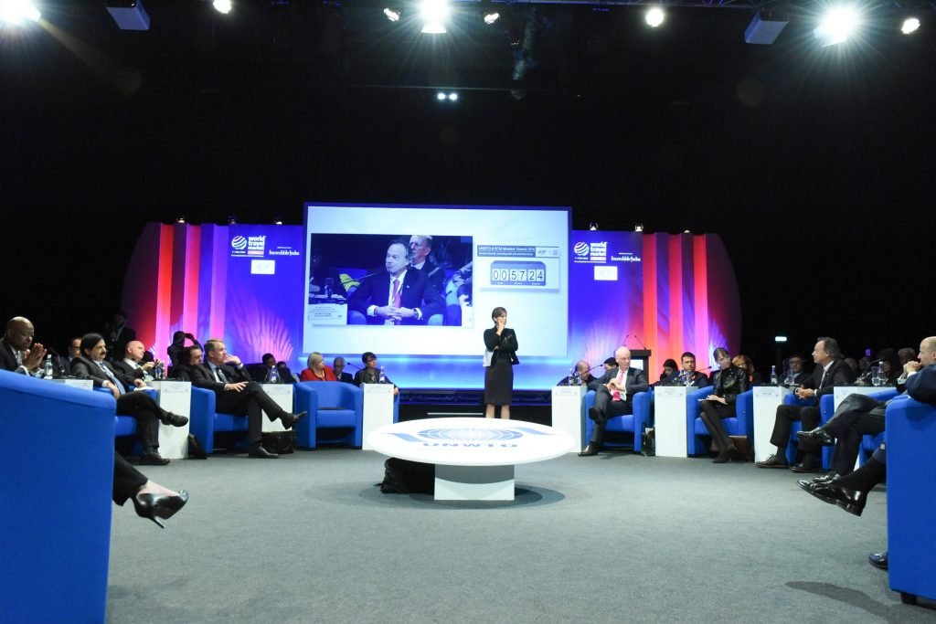 UNWTO & WTM Minister's Summit. Tourism & Security: promoting safe and seamless travel.