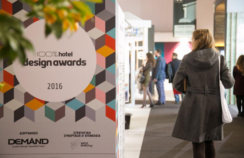 100% Hotel Design Awards