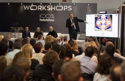 100% Hotel Show Hotelier Workshops