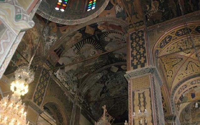 Church of Evangelismos - Amfissa's cathedral.