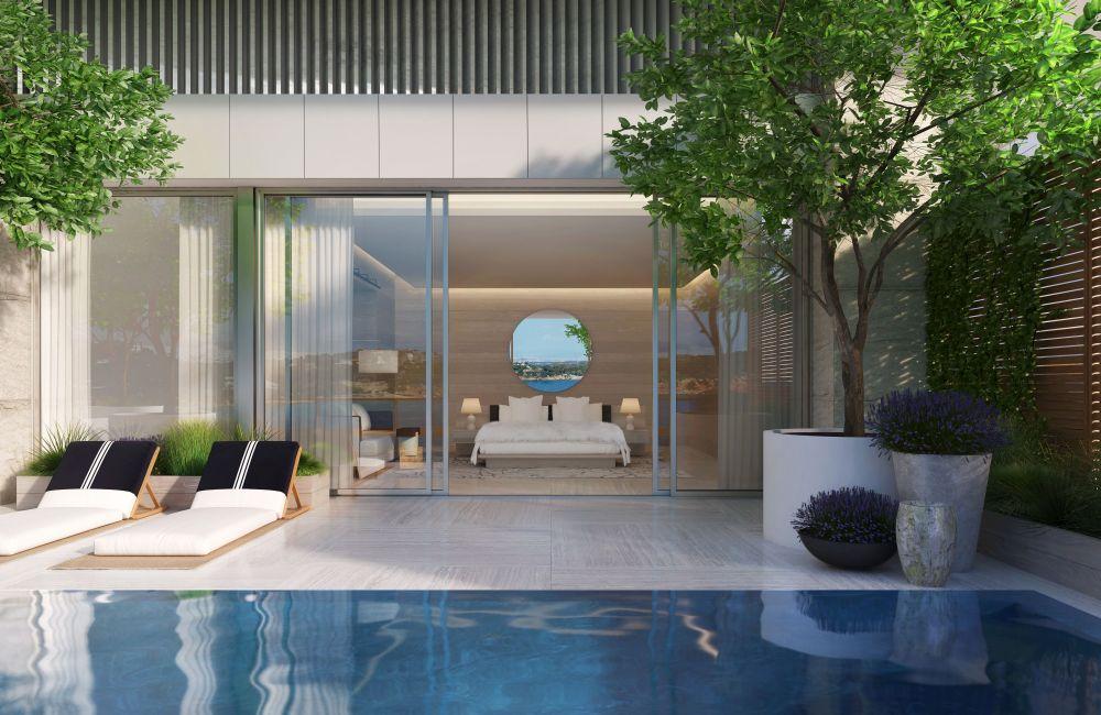 Arion, suite view.