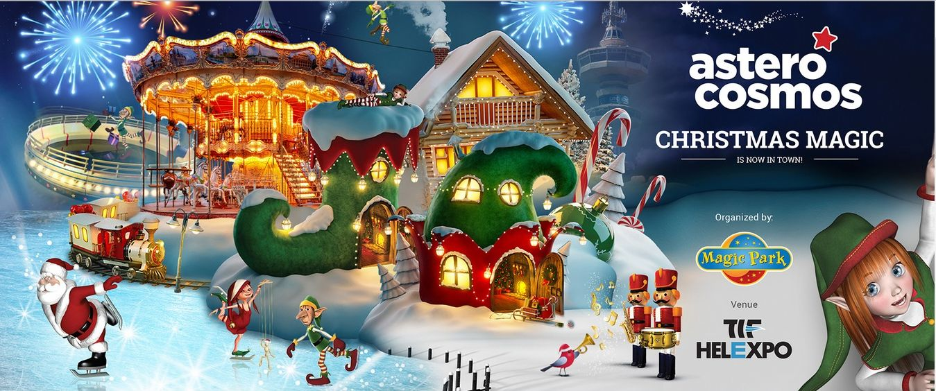 Christmas Theme Park.Get Some Holiday Fun At Theme Parks Across Greece Gtp