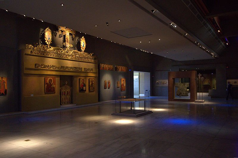 AVICOM Awards Greek Museum of Byzantine Culture Film with ...