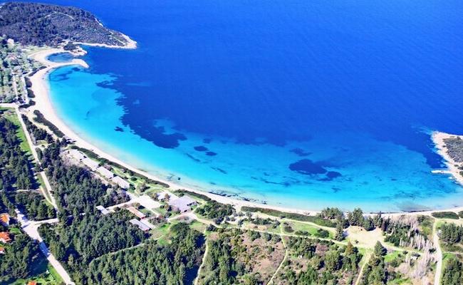 Paliouri, Halkidiki. Photo source: Photo: © Facebook - ΟΙ ΟΜΟΡΦΙΕΣ ΤΗΣ ΕΛΛΑΔΑΣ ΜΑΣ