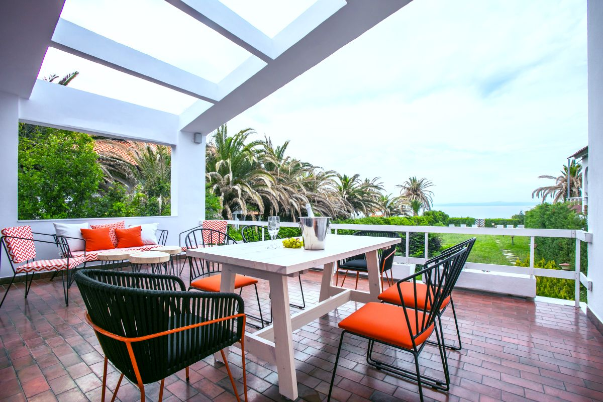 Hestia Beach Front Villa