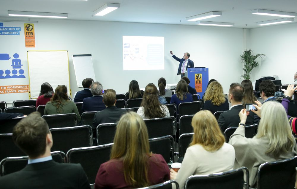 ITB Berlin 2016 - ITB Workshops
